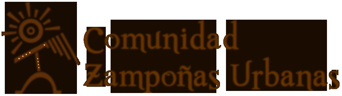 Logo Comunidad Zampoñas Urbanas